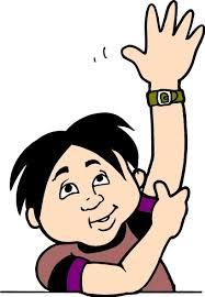 hand raising